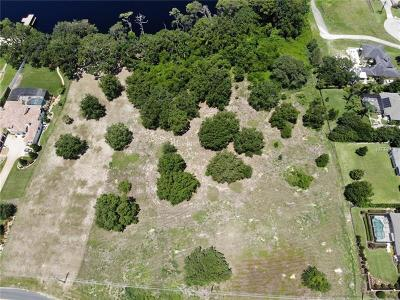 Clermont Residential Lots & Land For Sale: Lake Louisa Road