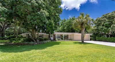 Bradenton Single Family Home For Sale: 3401 Riverview Boulevard