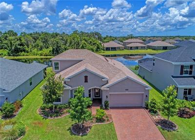 Ellenton Single Family Home For Sale: 4934 60th Avenue Circle E