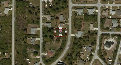 Englewood Residential Lots & Land For Sale: 11372 Oceanspray Boulevard