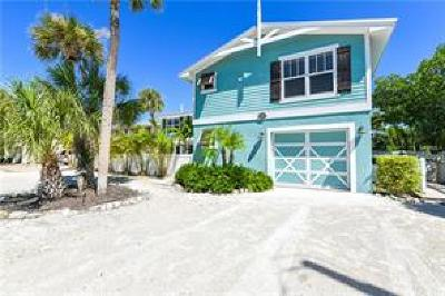 Anna Maria Single Family Home For Sale: 300 North Shore Drive #A