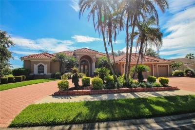 Parrish Single Family Home For Sale: 11506 Savannah Lakes Drive