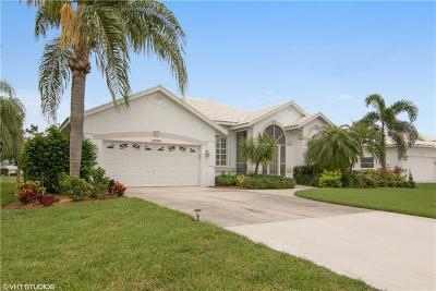 Single Family Home For Sale: 4225 Cape Haze Drive