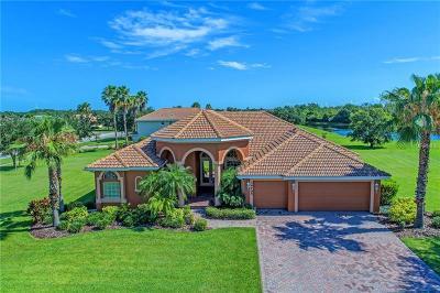 Bradenton Single Family Home For Sale: 14705 4th Drive NE