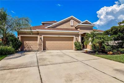 Bradenton Single Family Home For Sale: 4725 Arbor Gate Drive