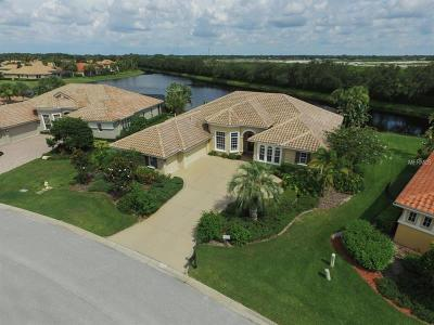 Bradenton Single Family Home For Sale: 10026 Day Lily Court