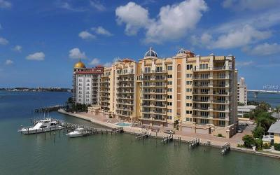 Sarasota Condo For Sale: 464 Golden Gate Point #302