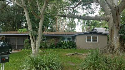 Single Family Home For Sale: 3709 Asbury Place