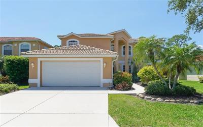 Sarasota Single Family Home For Sale: 4858 Sabal Lake Circle