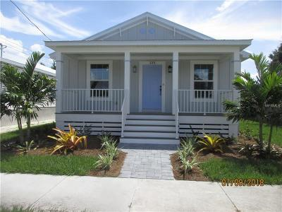 Punta Gorda Single Family Home For Sale: 325 Harvey Street