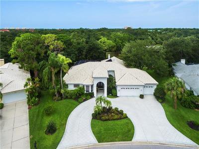 Sarasota Single Family Home For Sale: 8620 Woodbriar Drive