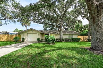Sarasota Single Family Home For Sale: 1835 Caribbean Drive