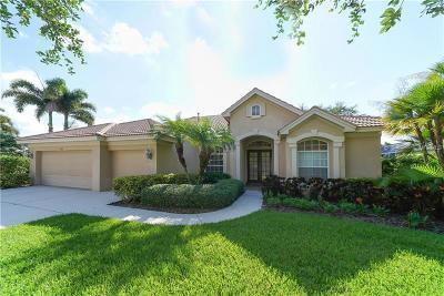 Sarasota, Lakewood Ranch Single Family Home For Sale: 7119 Treymore Court