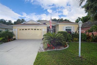 Sarasota Single Family Home For Sale: 8223 46th Court E