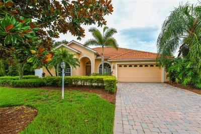 Sarasota Single Family Home For Sale: 7466 Palmer Glen Circle