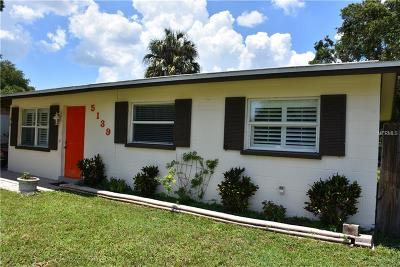 Single Family Home For Sale: 5139 Brookmeade Drive