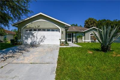 North Port Single Family Home For Sale: 2873 S Salford Boulevard