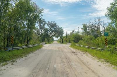 Myakka City Residential Lots & Land For Sale: Taylor Rd.