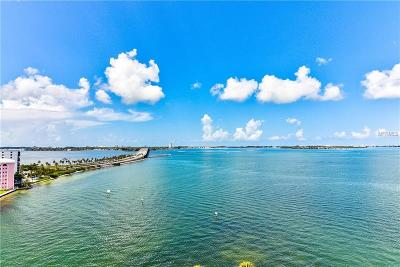 Sarasota Condo For Sale: 888 Blvd Of The Arts #1403