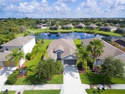 Bradenton Single Family Home For Sale: 8015 Haven Harbour Way