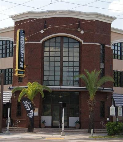 Sarasota Commercial For Sale: 1001 Cocoanut Avenue