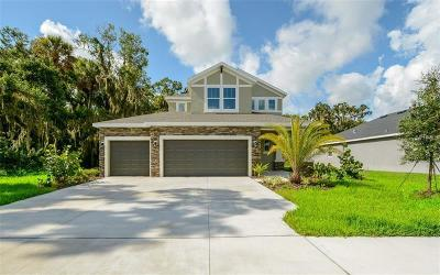 Palmetto Single Family Home For Sale: 7313 Mill Hopper Court