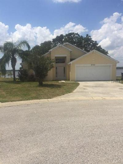 Winter Haven Single Family Home For Sale: 2726 Rochelle Drive