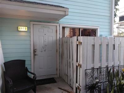 Pompano Beach Townhouse For Sale: 2803 15th Street