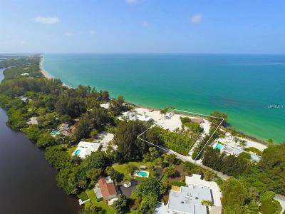 Sarasota County Residential Lots & Land For Sale: 7660 Sanderling Road