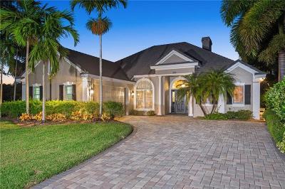 Sarasota, Lakewood Ranch, Osprey, Nokomis/north Venice Single Family Home For Sale: 229 Saint James Park
