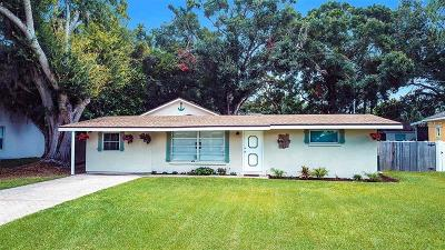 Bradenton Single Family Home For Sale: 4311 2nd Avenue E