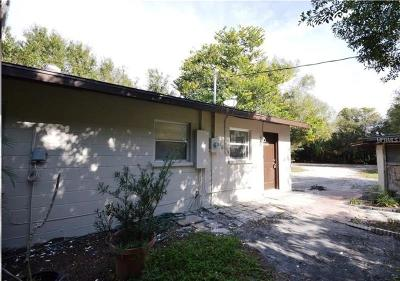 Bradenton Single Family Home For Sale: 1212 59th Avenue Terrace E
