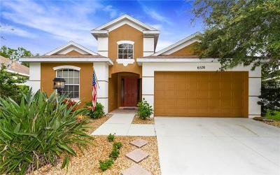 Lakewood Ranch, Lakewood Rch, Lakewood Rn Single Family Home For Sale: 6578 Blue Grosbeak Circle