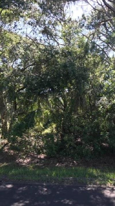Residential Lots & Land For Sale: 87 McDill Drive