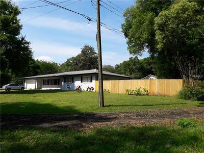 Brooksville Single Family Home For Sale: 400 Ederington Drive