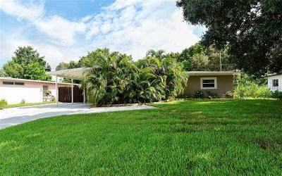 Sarasota Single Family Home For Sale: 2921 Novus Street