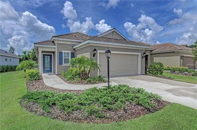 Bradenton Single Family Home For Sale: 13016 Deep Blue Place
