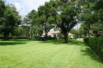 Sarasota Single Family Home For Sale: 7350 N Lockwood Ridge Road