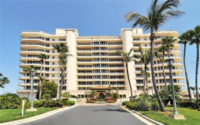 Longboat Key Condo For Sale: 3060 Grand Bay Boulevard #161