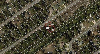 North Port FL Residential Lots & Land For Sale: $9,900