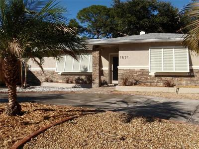 Single Family Home For Sale: 1871 Siesta Drive