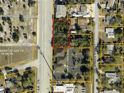 Englewood Residential Lots & Land For Sale: 521 S Indiana Avenue