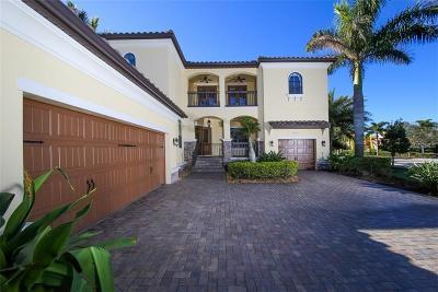Bradenton Single Family Home For Sale: 5524 Title Row Drive