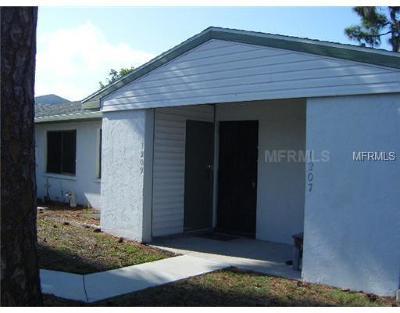 Bradenton FL Condo For Sale: $69,000