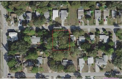 Sarasota Residential Lots & Land For Sale: 2244 Novus Street