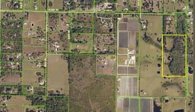Myakka City Residential Lots & Land For Sale: 27970 Crosby Road Road