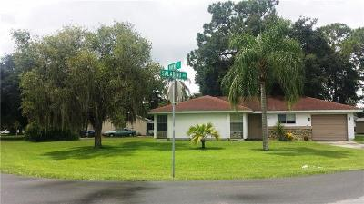 North Port Rental For Rent: 4617 Saladino Avenue