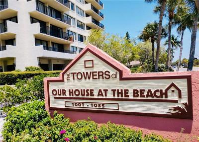 Condo For Sale: 1001 Beach Road #A-403