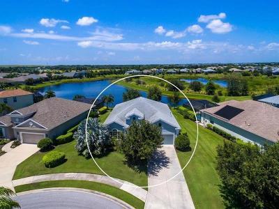 Bradenton Single Family Home For Sale: 11409 Griffith Park Terrace