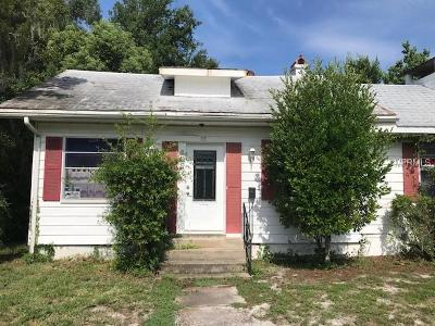 Tavares Single Family Home For Sale: 409 N Saint Clair Abrams Avenue